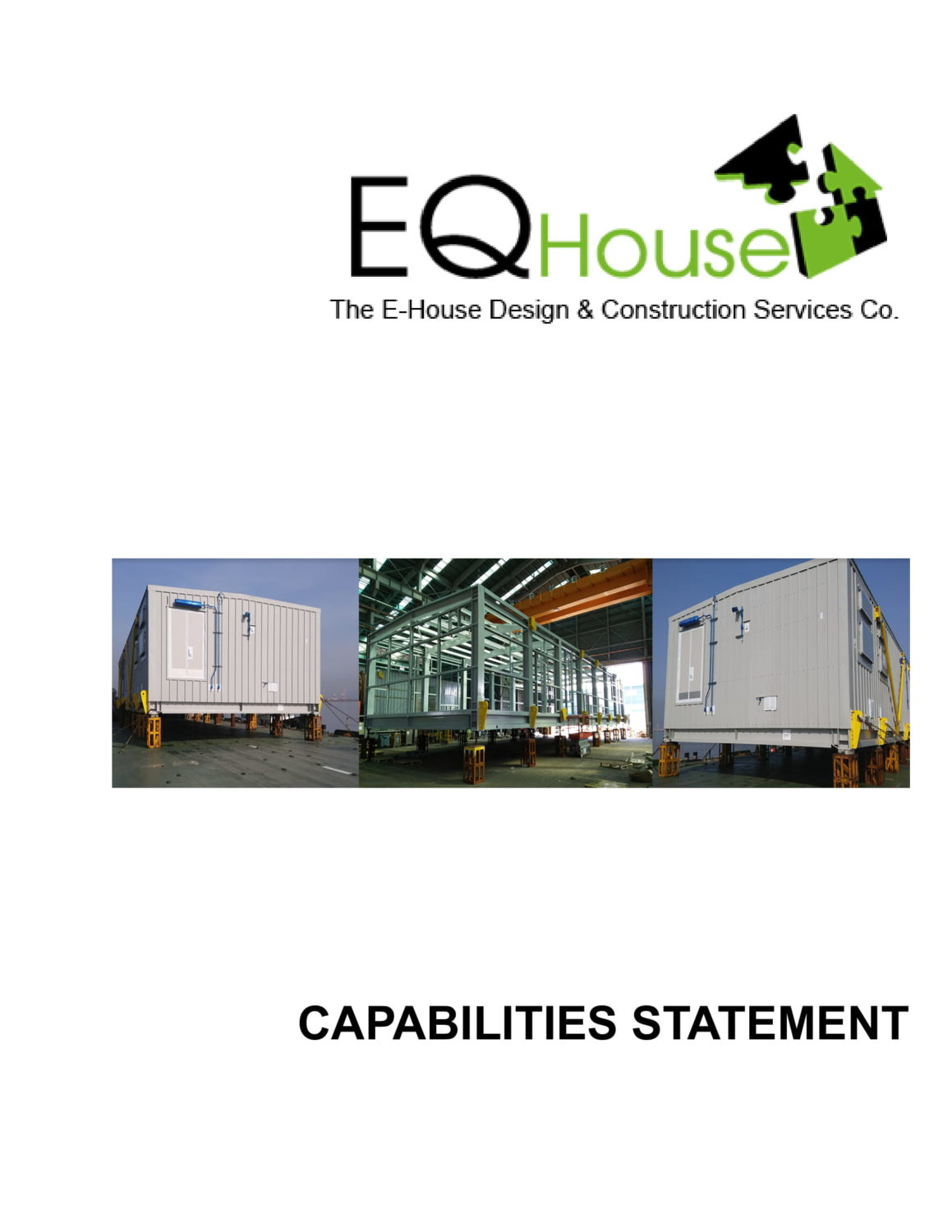 EQH Capability Statement